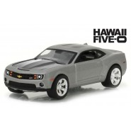 Model Car CHEVROLET CAMARO 2010 From HAWAII FIVE-O Scale 1/64 Greenlight