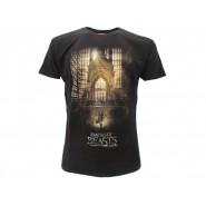 ANIMALI FANTASTICI T-Shirt Maglietta NEWT al Macusa UFFICIALE Warner Bros HARRY POTTER Fantastic Beasts