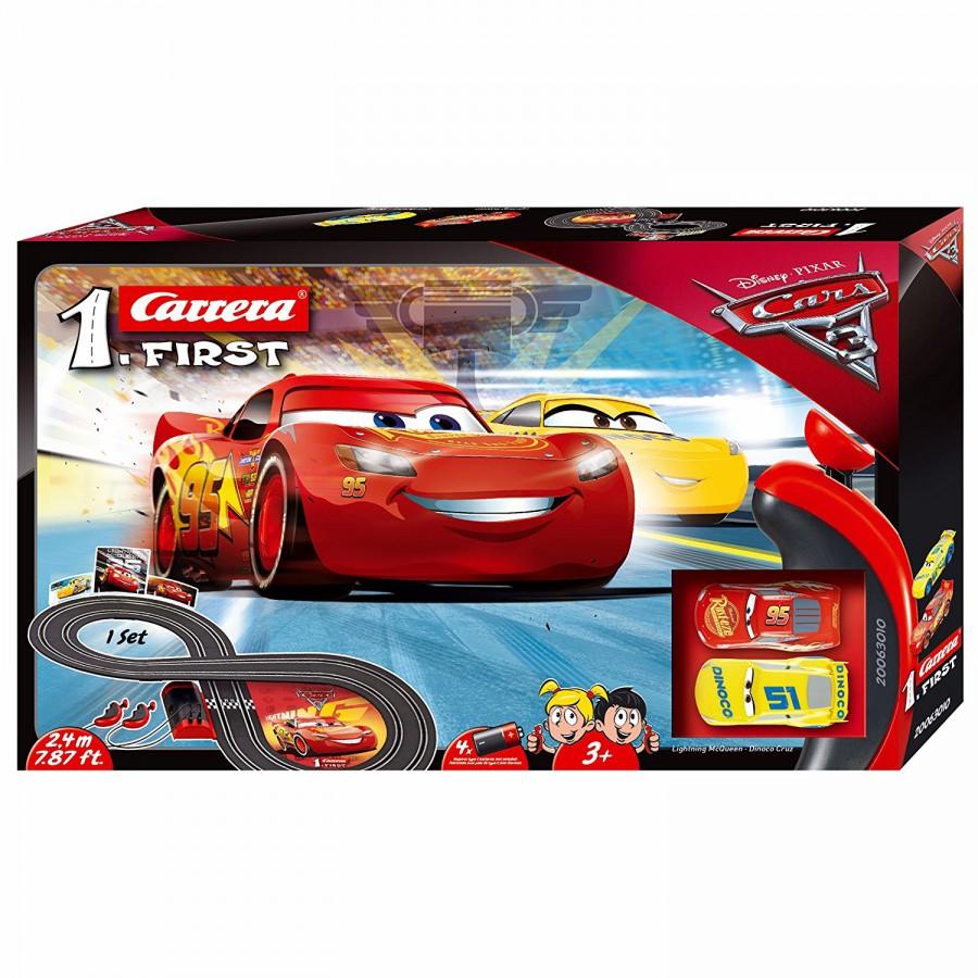 Carrera Slot Cars Disney Cars