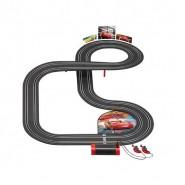 Electric SLOT CAR Racing CARS 3 Disney LIGHTNING McQueen Versus CRUZ 3,50 Meter PLUS - CARRERA FIRST