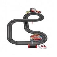 PISTA Elettrica CARS 3 Disney SAETTA McQueen contro CRUZ 3,50 Metri PLUS - CARRERA FIRST