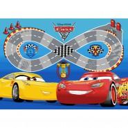 Disney CARS CIRCUITO Gara SPEEDWAY Tappeto Cameretta 133x95cm ORIGINALE