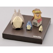 My Neighbor TOTORO Special Box ORIGAMI Gattobus etc. ORIGINALI Studio Ghibli Japan