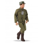 Figura Soldato Classico ACTION MAN 25cm 50. Anniversario ORIGINALE Hasbro