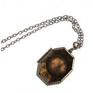 Replica FAKE SLYTHERIN HORCRUX LOCKET of the Cave HARRY POTTER Official NOBLE NN8133