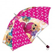 SHIMMER AND SHINE Twin Genies UMBRELLA COMPACT Folding ORIGINAL