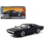 FAST & FURIOUS Model Dom's 1970 DODGE CHARGER R/T 1:24 Original JADA Collector's Series