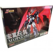 Modellino Robot MAZINKAISER GX-75 Metallo SOUL OF CHOGOKIN Bandai Japan SOC