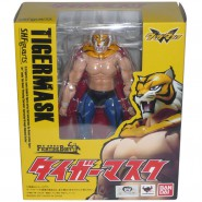 Action Figure TIGERMASK Tiger Mask 15cm BANDAI Japan Serie FIGUARTS