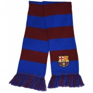 SCIARPA Originale FCB Football Club BARCELLONA Ufficiale 154x17cm