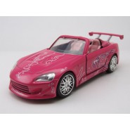 FAST and FURIOUS Model Suki's Pink HONDA S2000 Scale 1/32 Collector's Series  Original JADA Toys