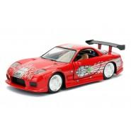 FAST FURIOUS Modellino NISSAN GT-R R35 BEN SOPRA di BRIAN Scala 1/32 Collector's Series Originale JADA Toys