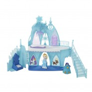 FROZEN Little Kingdom CASTELLO DI ELSA Palazzo Cristallo DISNEY Playset HASBRO B5197