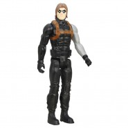 Grande FIGURA Action WINTER SOLDIER Marvel Avengers TITAN HERO Originale HASBRO B6532