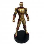 Figura Statua IRON MAN Mark 42 IRON MAN 3 Marvel 21cm SEGA Japan