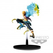 ONE PIECE Figura Statua MARCO Color version 11cm BANPRESTO Colosseum SCultures BIG 6