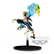ONE PIECE Figura Statua DONQUIJOTE DOFLAMINGO Color version 18cm BANPRESTO Colosseum SCultures BIG 6