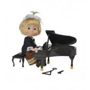 MASHA AL PIANOFORTE Playset CON MUSICA Sonoro Masha e Orso ORIGINALE Simba