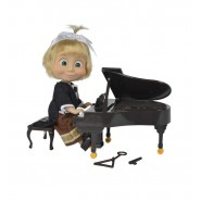 MASHA AT PIANO Musical Playset Sound ORIGINAL Simba