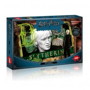 HARRY POTTER Puzzle SERPEVERDE 500 pezzi e Poster DRACO MALFOY 48x34 Ufficiale WARNER BROS