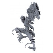 ONE PIECE Figura Statua MARCO Black and White version 11cm BANPRESTO Colosseum SCultures BIG 6