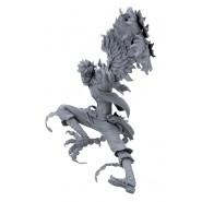 ONE PIECE Figure Statue MARCO Black and White Version 11cm BANPRESTO Colosseum SCultures BIG 6