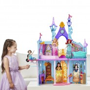 Giant ROYAL DREAMS CASTLE 90cm Disney PRINCESS Playset HASBRO B8311