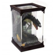 BASILISCO Serpente Gigante Figura Collezione STATUA Resina da HARRY POTTER Originale NOBLE Collection MAGICAL CREATURES