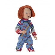 FIGURA Action CHUCKY 14cm Bambola Assassina GOOD GUYS Originale NECA