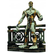CHITAURI FOOTSOLDIER Figura 18cm Diorama da THE AVENGERS Marvel Originale Diamond SELECT
