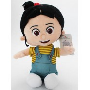 Plush AGNES GIRL 30cm ORIGINAL From Despicable Me 3 MINIONS