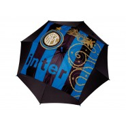 Baby Umbrella FC INTER Soccer AUTOMATIC Official Perletti 15059