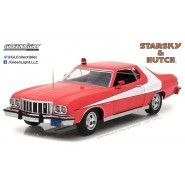 STARSKY And HUTCH Model FORD GRAN TORINO 1976 Scale 1/24 DieCast Greenlight