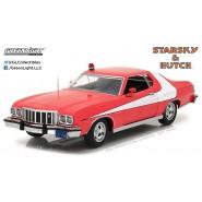 STARSKY And HUTCH Model FORD GRAN TORINO 1976 Scale 1/24 DieCast Greenlight