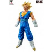 DRAGONBALL Figura Statua 18cm SON GOKU Super Saiyan GOD Banpresto SUPER WARRIORS Vol. 4 DXF z gt