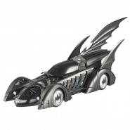 BATMAN The DARK KNIGHT Modellino BAT-POD Moto 1:18 Hot Wheels ELITE X5471