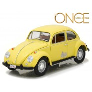 Model Car 1:18 VOLKSWAGEN BEETLE Yellow EMMA SWAN 22cm from ONCE UPON A TIME Greenlight