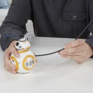 STAR WARS Robottino BB-8 RIP AND GO Lanciabile CON SUONI Originale HASBRO