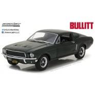 1968 FORD Mustang GT Fastback 1:18 AUTOWORLD BULLIT STEVE MCQUEEN