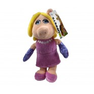 THE MUPPETS Peluche 20cm MISS PIGGY Maialina ORIGINALE Disney