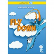 FLY DOWN Card Game Role Play MULTI-LANGUAGE Version