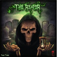 THE REAPER Card / Dice Game Role Play ITALIAN - ENGLISH Version