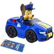 CHASE Racer Car ROADSTER Serie RACERS Vehicle 10cm With Figure PAW PATROL Original Spin Master