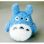 My Neighbour TOTORO Mini Plush 12cm BLUE VERSION Studio Ghibli OFFICIAL