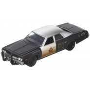 THE BLUES BROTHERS Model BLUESMOBILE Jake and Elwood Scala 1/64 Greenlight