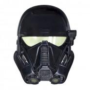STAR WARS Helmet DEATH TROOPER Black Mask Clone VOICE CHANGER Official HASBRO