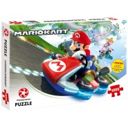 PUZZLE 1000 Pieces SUPER MARIO MARIOKART Jigsaw  68X48cm WINNING MOVES