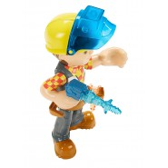 BOB Cambia Attrezzi BOB AGGIUSTATUTTO Figura ACTION Originale Fisher Price