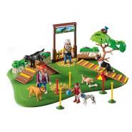 Playset SUPER Set DOG TRAINING PARK Playmobil 6145 City Life