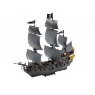 Modello 26cm Kit Montaggio Nave LA PERLA NERA Scala 1/150 Revell PIRATI DEI CARAIBI